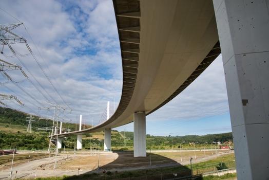 Viaduc de La Arena