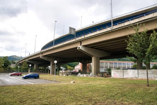 Autobahnbrücke Trapagaran (A-8)