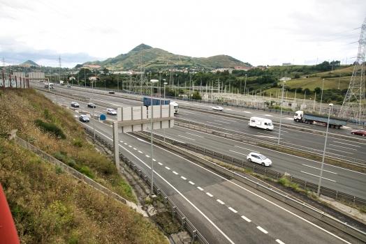 A-8 / AP-8 Motorway (Spain)