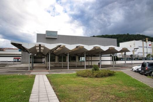 Metrobahnhof Etxebarri