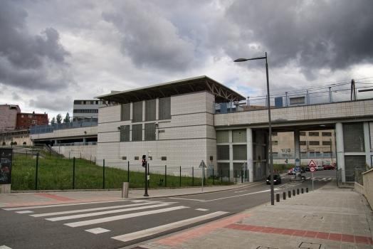 Station de métro Bolueta