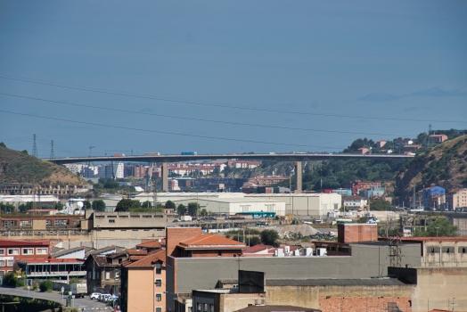 Nervionbrücke Róntegui