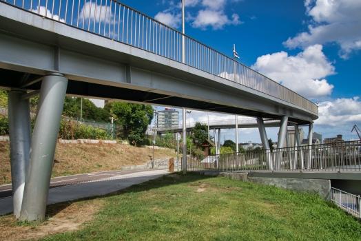 Zorrotza Cycleway Bridge