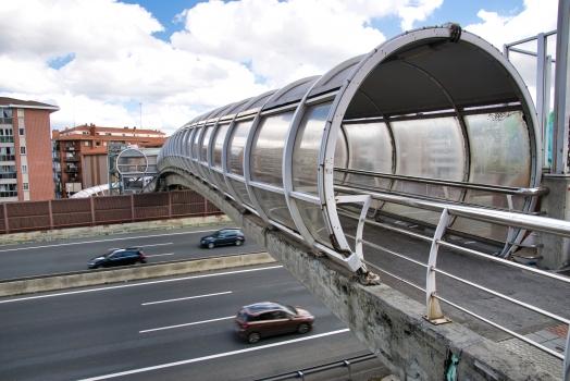 Zorrotza Footbridge