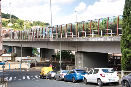 Cadaguabrücke A-8
