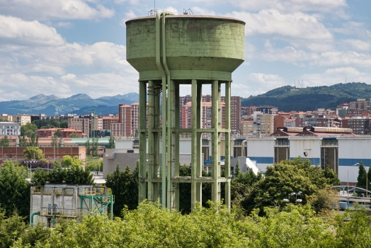 Etxebarri Water Tower