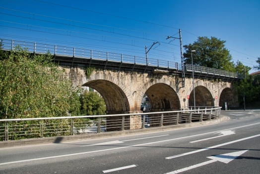 Eisenbahnviadukt Herrera