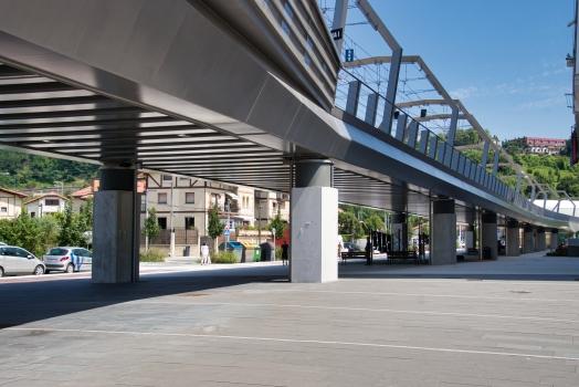 Loyola Rail Station and Viaduct