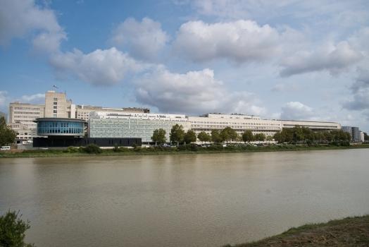 Pôle Urgences du CHU de Nantes