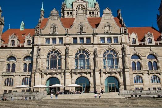 Nouvel hôtel de ville (Hanovre)