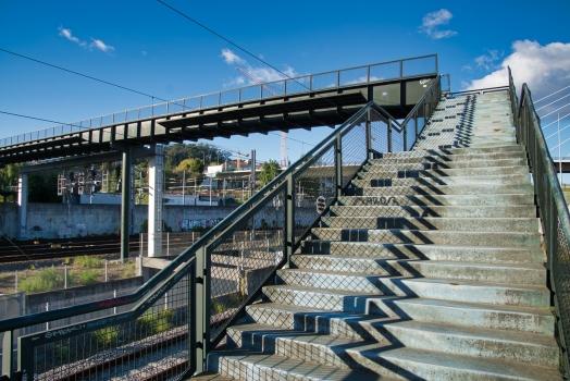 Geh- und Radwegbrücke Campanha
