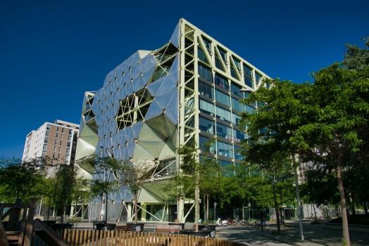 Media-TIC-Gebäude
