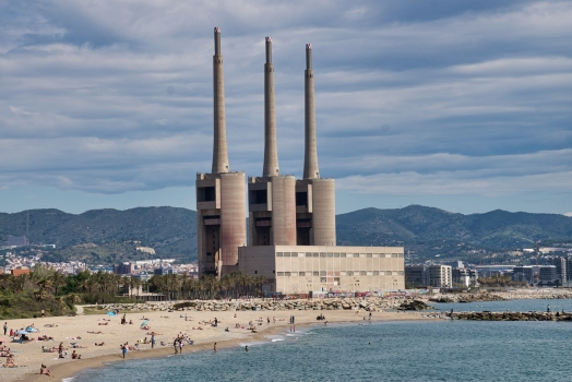 Sant Adrià Thermal Power Station