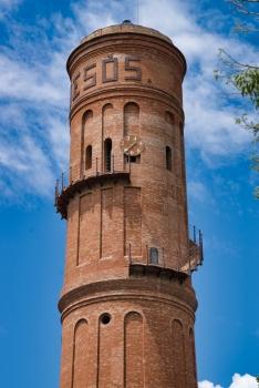 Château d'eau de Besos