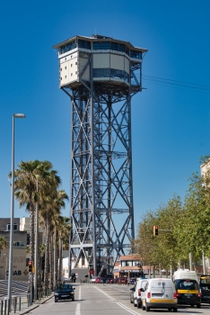 Sant Sebastia Tower