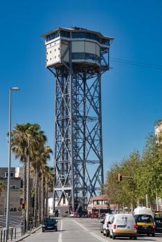 Sant Sebastia-Turm