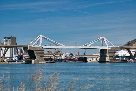 La Porta d'Europa Bridge