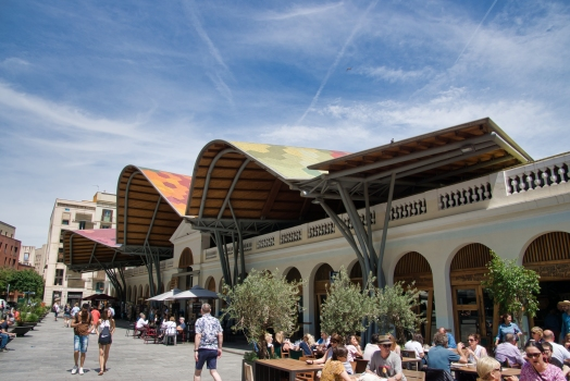 Santa Caterina Market Hall