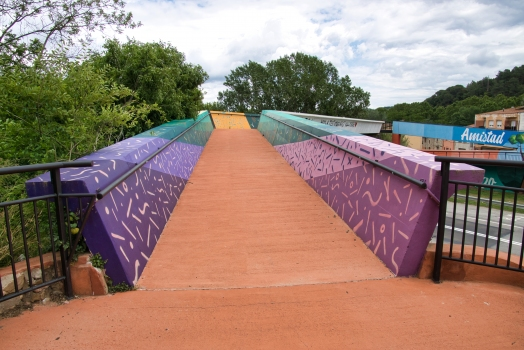 Sant Celoni Footbridge