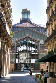Born-Markthalle