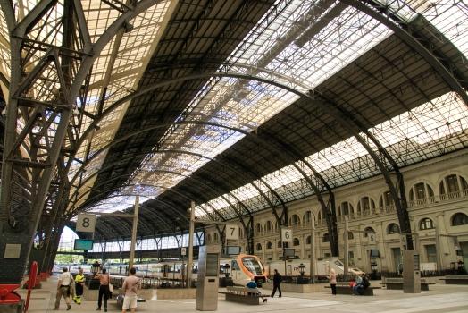 Gare de Barcelone-França