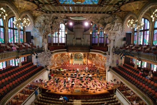 Palace of Catalan Music