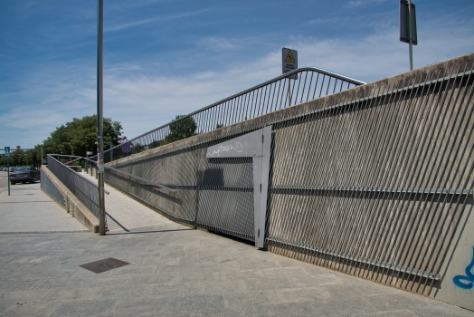 Joan Camps Footbridge