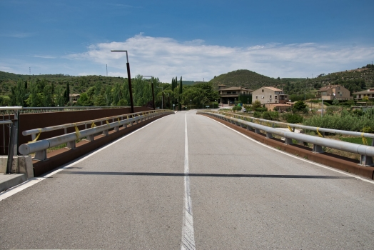 Straßenbrücke Callús