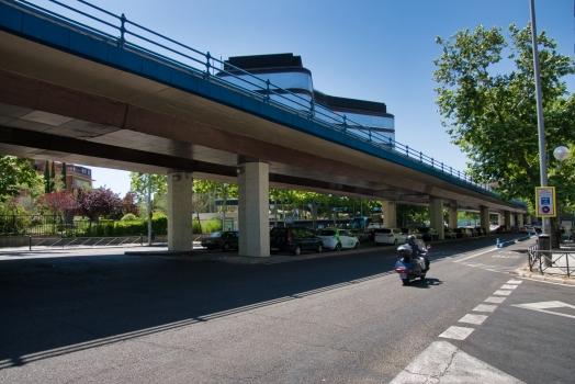 Viaduc de la rue Francisco Silvela-Joaquin Costa