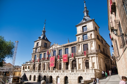 Hôtel de ville de Tolède