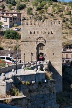 San Martin Bridge