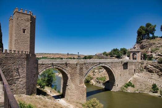 Alcántara-Brücke