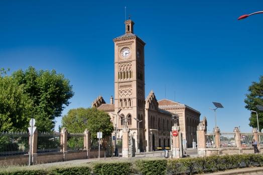 Bahnhof Toledo