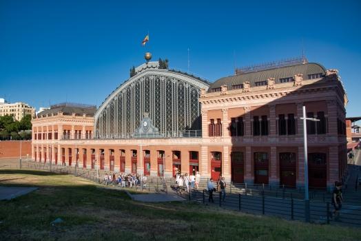 Bahnhof Atocha
