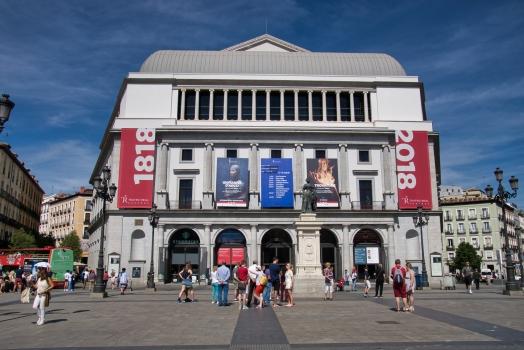 Opernhaus Madrid