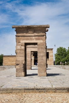 Tempel von Debod