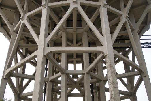 Matadero Water Tower