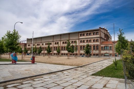 Matadero Madrid