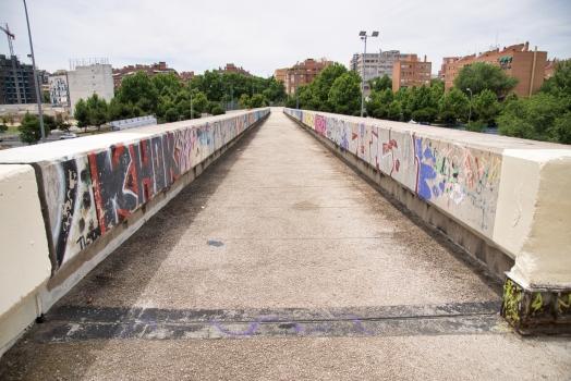Avenida del Manzanares Footbridge