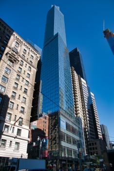 Courtyard and Residence Inn Manhattan/Central Park