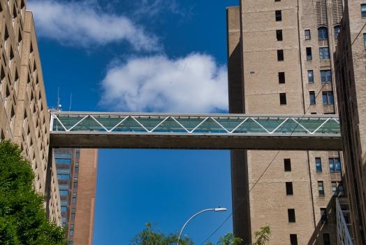 Fort Washington Avenue Skybridges