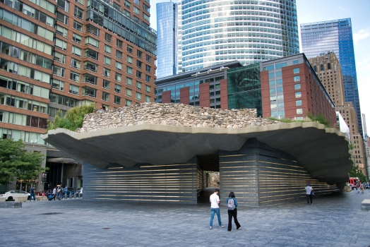 Irish Hunger Memorial