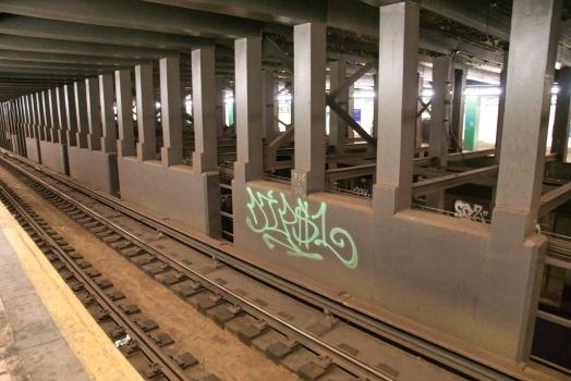 Carroll Street Subway Station (Culver Line)