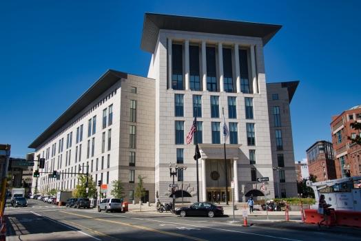 Edward W. Brooke Courthouse