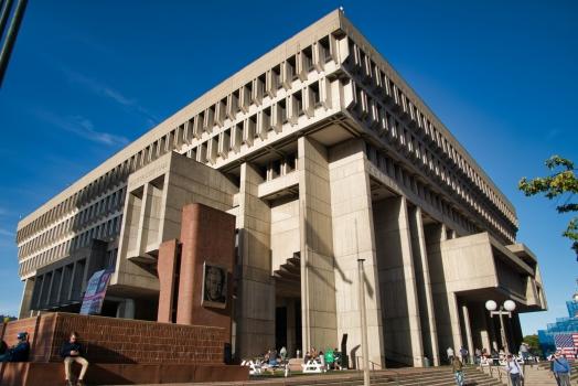 New Boston City Hall