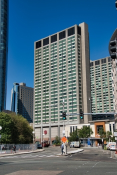 Sheraton Boston Hotel Towers