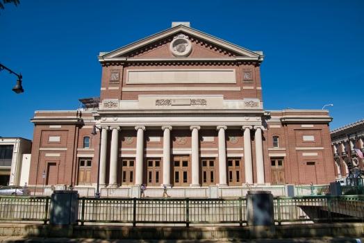 Boston Symphony Hall