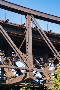Fort Wayne Railroad Bridge