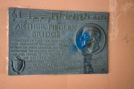 Arthur Fiedler Footbridge