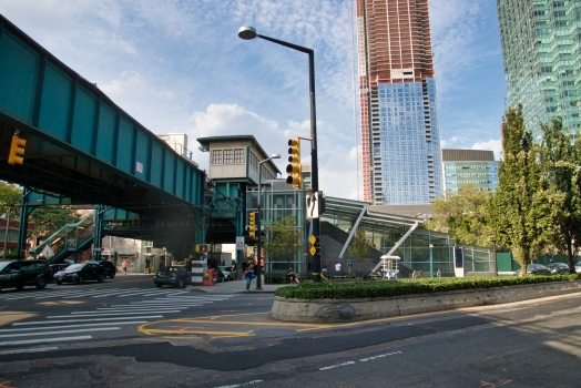 45th Road – Court House Square Subway Station (Flushing Line)